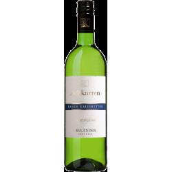 Spätburgunder Rotwein QbA...