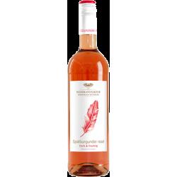 Blanc de Noir QbA trocken 19 Weinmanufaktur Gengenbach-Offenburg eG Weinmanufaktur Gengenbach-Offenburg eG 12/93621619 5,50€